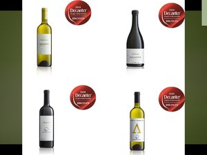 Decanter World Wine Awards.
